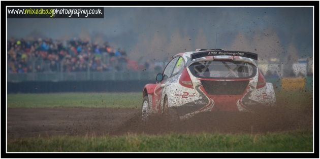 Rallycross at Croft