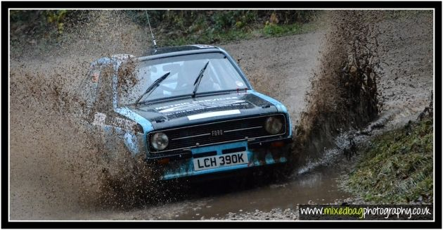 Sherwood Pines Rally