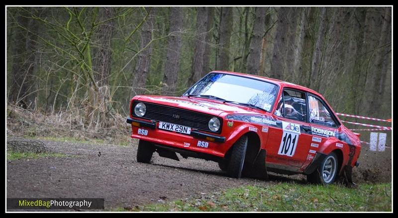 Riponian Stages Rally 2015