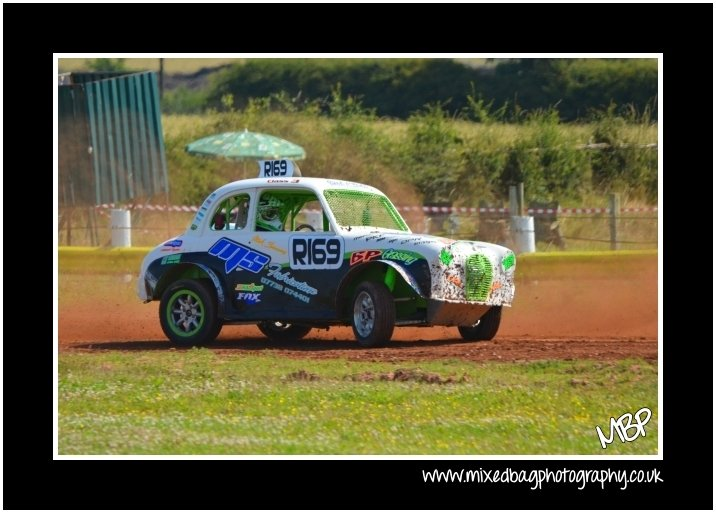 UKAC Nottingham Autograss