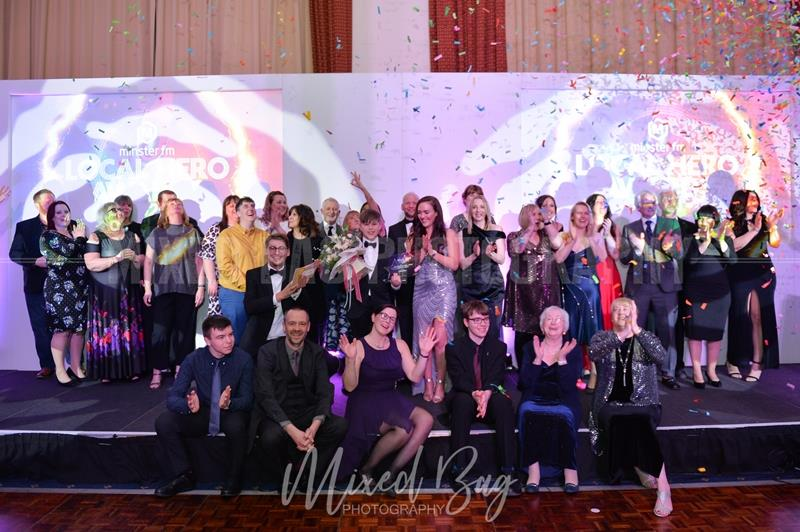 MFM Local Hero Awards 2020 event photography