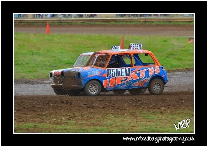 BAS Round 5 - Yorkshire Dales Autograss photography