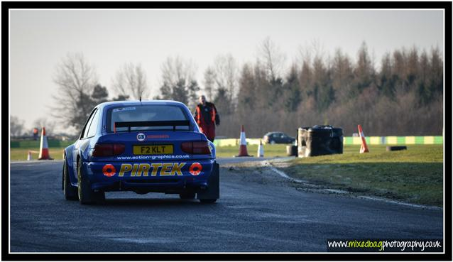 Christmas Stages Rally, Croft - Rally photography UK