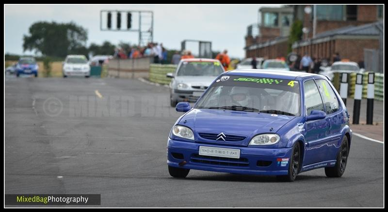 BARC Race Meeting - Croft Circuit photography